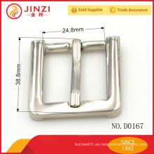 Hebilla ajustable de la correa de la marca de fábrica de la fabricación de China