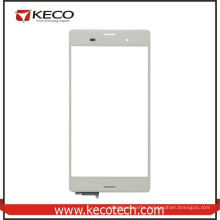 100% Tested Mobile Phone Original Parts White Touch Screen For Sony Xperia Z3 L55U