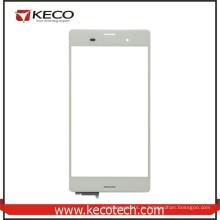 8 лет Производитель Мобильный телефон Оригинальные запчасти Белый сенсорный экран Digitizer для Sony Xperia Z3 L55U