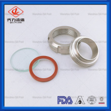 Sanitary Union Sight Glass para FoodStuff