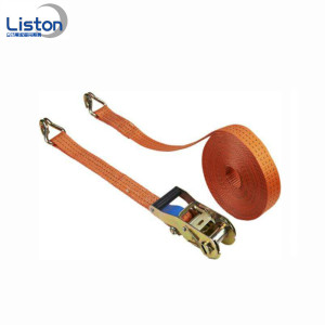Tugas berat Cargo Lashing Strap / Packing Belt