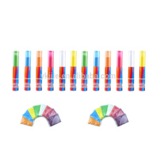 Nenhum canhão dos confetes do pó da cor de Holi Holi para o evento de Holi da corrida da cor e evento desportivo