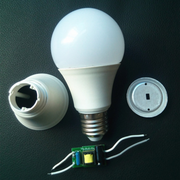 SMD PC+Aluminum 3W/5W/7W/9W/12W SKD LED Bulb Light