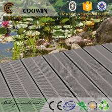 COOWIN fabricar al aire libre aliexpress madera compuesto decking