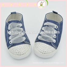comfortable long design safety lasts for baby shoe