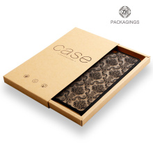 Sliding drawer phone case packaging