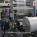 greenhouse aba 3 layers co-extrution PE film blowing machinery