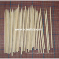Top Quality Healthy Food Flexible Knotted Bamboo Sticks