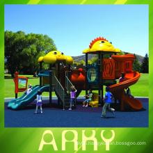 Safe Kindergarten Play Gym Equipment