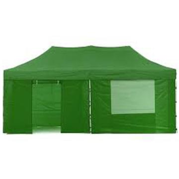 Tentes pliantes de fenêtre en PVC pour gazebo