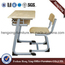 School Furniture with Metal Legs School Desk (HX-5CH237)