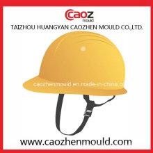 Molde plástico vendedor caliente del casco en China