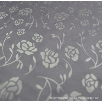 Polyester Lining Fabric with Embossing Design