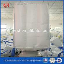 FIBC bag Super sacks embalaje pellets de grava de arena y sal - bulto circular