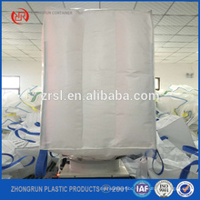 FIBC bag Super sacks packing sand gravel pellets and salt - circular bulk bag