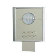 Ce RoHS IP65 6W-80W All in One Motion Sensor Light Sensor LED Street Lamp Solar Garden Light Integrated Street Light
