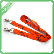 China Gold Supplier Cheap Price Hot Selling Item Lanyard with Hook