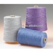 hilo de hilado de tejer de lujo del cachemira grande al por mayor de la fábrica