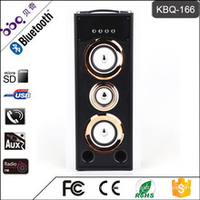 BBQ KBQ-166 25W 3000mAh Portable Bluetooth Speaker Subwoofer