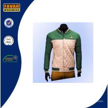 Großhandels-thermische Baseball-Jacke, kundenspezifische Baseball-Jacke