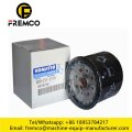 Loader Spare Parts Engine Oil Filter Excavator