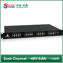 16 ports non-management POE Switch