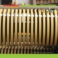 De Buena Calidad Bandas de borde de PVC para el mercado de Rusia