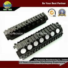 CNC de usinagem de alumínio CNC encaixe / Photographic CNC Components