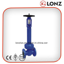 DIN Standard Forged Steel Bellow Seal Gate Valve