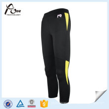 Novo Design Custom Unisex Tights Alta Qualidade Running Wear