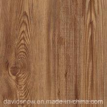 Plancher de vinyle de PVC de bois de durabilité 3.0mm 4.0mm