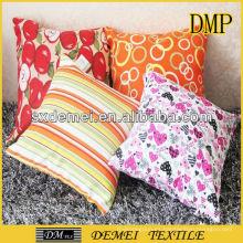 impresión industrial de varios patrón liso tela barata
