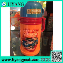 Car Cartoon Design, Heat Transfer Film for Plastic Water Bottle