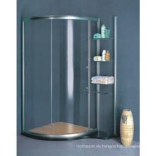 Personalizar el cubículo de cristal templado de la ducha (H015C)