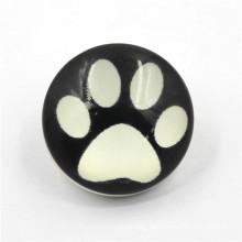 China Alta qualidade de design personalizado Round Press Metal Snap Button com logotipo para vestuário
