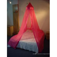 SHUI BAO Новая дизайнерская двуспальная кровать Canopy Mosquito Net