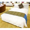100% Natureza Pure Linen Bedding Set, Roupa de cama Capa de edredão