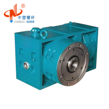ZLYJ series speed reducer 146 gearbox for Nylon plastic extruder