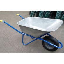 Carrinho de mão de roda da construção da estrutura de Stong com alta qualidade