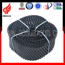 250 mm Shangyu à haute température pvc rond compteur de débit Remplissage de la tour de refroidissement