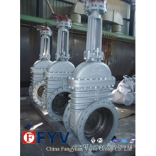 API6d Flanged Ends Through Conduit Gate Valve