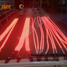 360 Grad Milchig Flexible Digital LED Streifen