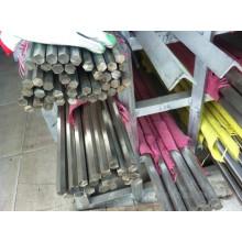 Vente en usine de barres hexagonales en acier inoxydable 410
