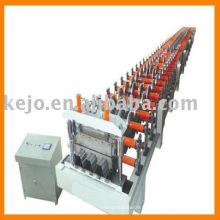 Machine à former des rouleaux pour plancher de plancher