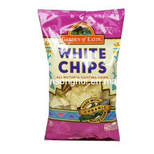 White Chips Packing Bag/Plastic Snack Packing Bag
