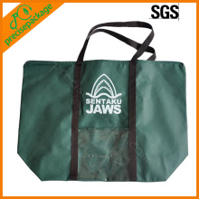 new design printed durable extra large nylon shopper bag