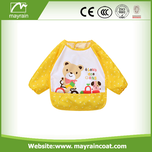 Kids Smock With Sleeves