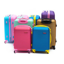 "Patchwork ABS+PC Luggage 20"" 24""28"""