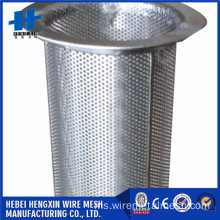 167 mm keluar kartrij penuras Perforated diameter