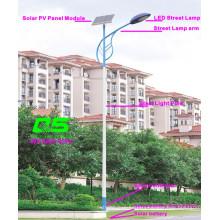 WPSRR-8001 3~15m Municipal Road Hot DIP Galvanized Steet Light Pole style